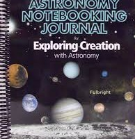 astronomy notebook journal
