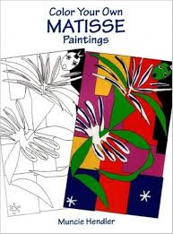 color your own matisse 2