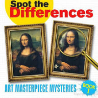 spot the difference book 1