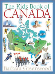 Kid's Book of Canada Series