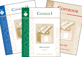 Memoria Press Copybooks/Handwriting