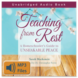Teaching from Rest Audio Book