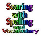 Soaring with Spelling and Vocab.