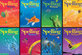 Spelling Workout Series