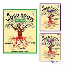 Word Roots Series