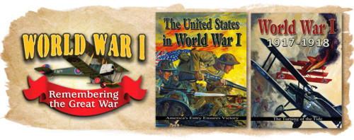 World War 1 Series (Crabtree)