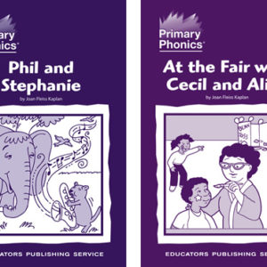 Primary phonics set 6