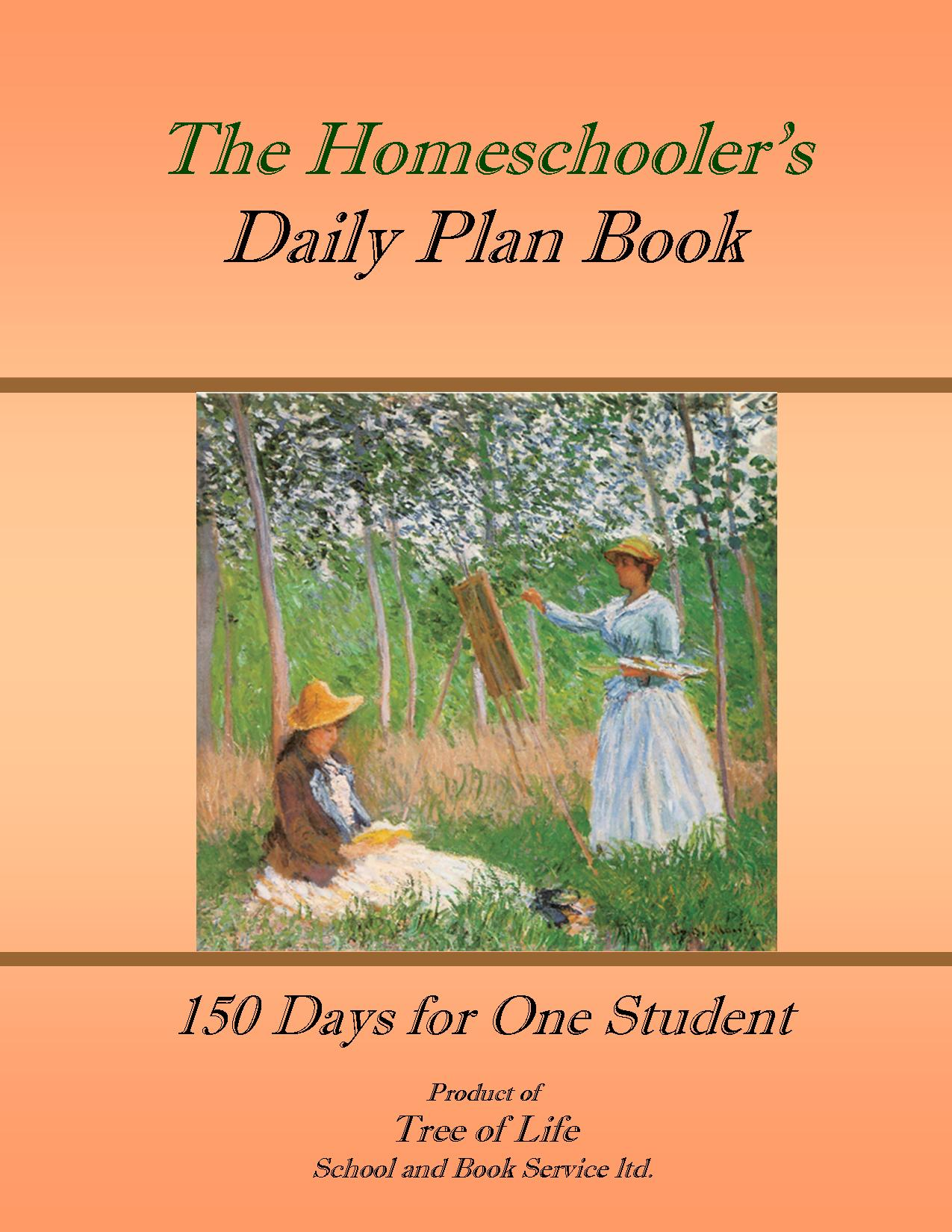 Homeschooler's Daily Plan Books