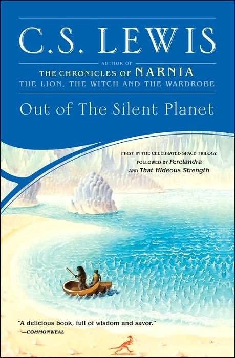 out of the silent planet essay Also written for adults was the cosmic trilogy, more often called the space  trilogy, although out of the silent planet, the first book in the series.