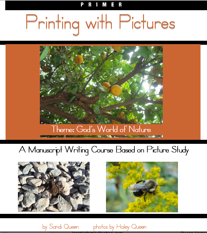 Printing with Pictures Series